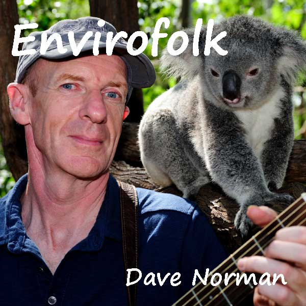 Envirofolk CD By Dave Norman